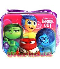 Disney Pixar Inside Out Lunch Bag lunchbox, NEW