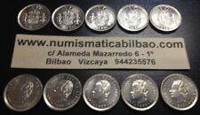 @NUMISMATICA BILBAO@ 10 PESETAS 1999 JUAN CARLOS I KM#1012 NICKEL ESPAÑA SC
