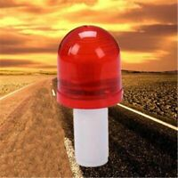 LED Roadway Emergency Road Light Traffic Cone Hazard Skip Light Warning Lamp o