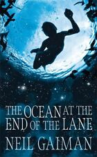 THE OCEAN AT THE END OF THE LANE, signed by Neil Gaiman, Headline UK, 1st/1st