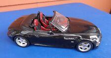 Modellauto BURAGO BMW Roadster 1996 1:18 Cabrio Made in Italien