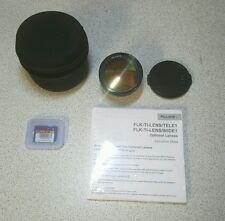 Objectif FLUKE/TELE 1 Lentille FLK-Lens/TELE 1 Imageur thermique Ti32 & TiR32 (V)