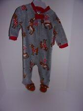 4acd18633b0e Reindeer Pajamas In Boys  Sleepwear (Newborn-5t)