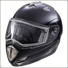 NEW 286117002 Polaris Snowmobile MODULAR Helmet  black small 2861170
