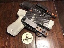 Burly Man Tactical Kydex SideCar Holster Glock G19 G17 G22 Magazine IWB Appendix