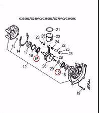 Zenoah NSK Bearing G230RC / G260RC / G260PUH / G231PUH / G231PUM / G260PUM