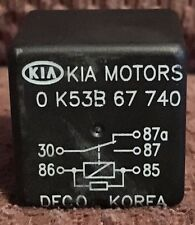 0K53B67740 Kia Sorento Sedona DECO Relay Flasher 2002 - 2006