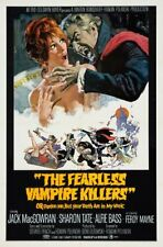Fearless Vampire Killers Movie Poster 24x36