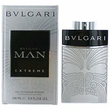 Bvlgari Man Extreme Intense EDP 3.4 Oz Cologne For Men NEW IN SEALED BOX