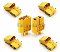 5 Pairs XT60 Bullet Connector Male/Female For Battery