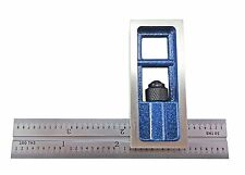 "PEC USA made 4"" 16R double machinist square accurate to +/- 001"" per 6"""
