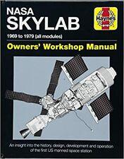 NASA Skylab Owners' Workshop Manual (Haynes Manuals) [hardcover] David Baker [Ja