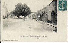 (S-21939) FRANCE - 21 - POINCON LES LARREY CPA      BOGUREAU H. ed.