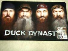 "Duck Dynasty Floor Mat 18"" x 30""   ""BEARDS ARE HERE""   **NEW**"