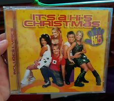 It's a Hi-5 Christmas - MUSIC CD - FREE POST