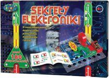 5900360859551,Sekrety Elektroniki 180 eksperymentów,dromader