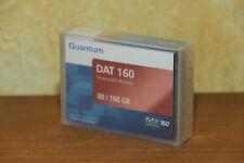 Quantum DAT160 DAT 160 DDS-6 Data Cartridge Datenband Datenkassette