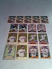 *****R.A. Dickey*****  Lot of 33 cards 9 DIFFERENT
