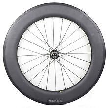 86mm Carbon Rear Wheel Clincher 700C Road Bike rim  UD Matt Chosen cycle Race11s