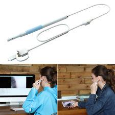 3in1 Ear Cleaning Endoscope USB 5.5mm Visual Earpick HD Camera Spoon Otoscope UK