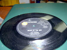 rare oz PROMO STICKERED   issue the troggsgive it to me / youre lying
