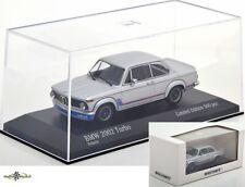 BMW 2002 Turbo Polaris Silver 1:43 Minichamps