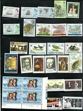 Tristan Da Cunha small collection of used,mounted mint,odds and ends