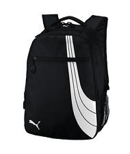 PUMA FORMATION BACKPACK PERFORMANCE SPORT BAG BLACK/WHITE