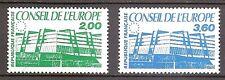 Frankrijk - 1987 - Mi. Dienst 43-44 (Meeloper) - Postfris - CF051