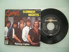 "Survivor – summer Nights, d'82, 7"" single, vinyle: vg + +"