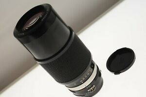 Nikon Zoom-Nikkor.C 80-200mm f/4.5 Ai zoom lens. EXC- condition.