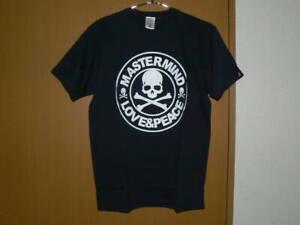 Mastermind JAPAN Finaler Anzahl Down T-Shirt Größe M Marineblau