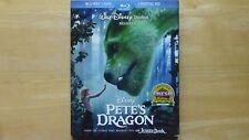 Walt Disney Pete's Dragon Blu-ray + DVD + Digital HD NEW sealed with Sleeve