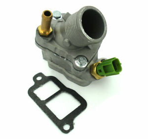 Thermostat Assembly w/ Sensor 90c for Volvo Vehicles OEM# 31293698 | Brand New