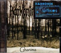 Harkonin Ghanima CD Black Thrash Metal New Sealed