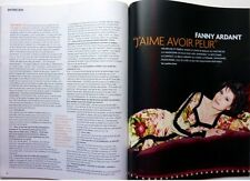 MADAME FIGARO 2004: FANNY ARDANT_CLAIRE BRETECHER_FRANCOISE SAGAN