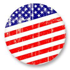 """Pin Button Badge Ø25mm 1"""" USA United States of America États-Unis d'Amérique"""