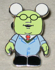 Vinylmation MUPPETS #1 Dr Bunsen Honeydew Mystery Disney Pin AUTHENTIC PARK PIN