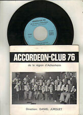 Accordeon  - Club 76  Achenheim  - Fegersheim Melodie EP 4 Titel