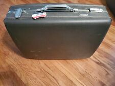 Vintage American Tourister Blue Hard Shell Suitcase Luggage Men's 3 suiter