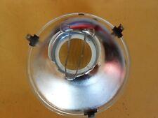Optiques de phares  Diamètre 145 mm verre blanc bombe en H4 Neuf marque inconnue