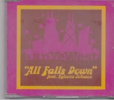 KanYe West-All Falls Down promo cd single