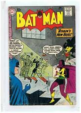 DC Comics Batman #137 VG+ 1961   *