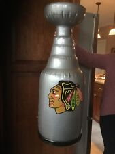 Chicago Blackhawks Inflatable Stanley Cup