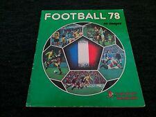 Panini - vignettes Football 78 - 1 euro pièce