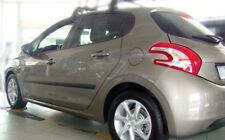 Türschutzleisten Rammschutz für Peugeot 208 Hatchback 2012-