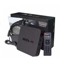 8GB MXQ 4K S805 Android 4.4 Smart TV WiFi BOX Marshmallow Quad Core Keyboard
