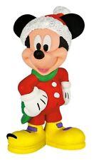 Bullyland 15441 - Spielfigur Walt Disney Mickey Weihnachten Ca. 7 Cm