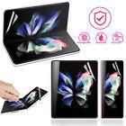 For Samsung Galaxy Z Fold 3 5G Full Coverage Hydrogel Soft HD Screen Protector