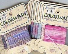 10% Off Glissen Gloss Colorwash Hand Painted Silk Thread